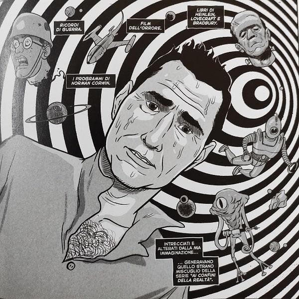 Ai confini della realtà - La vita di Rod Serling di Koren Shadmi