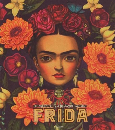 Frida di Sebastien Perez e Benjamin Lacombe