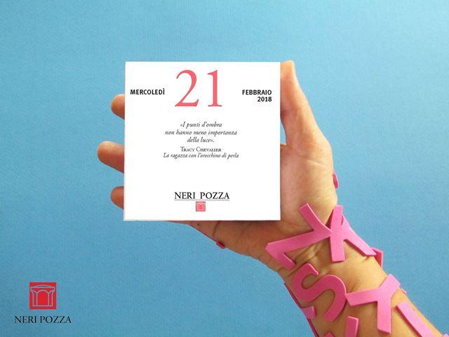 calendario Neri Pozza