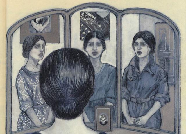 Lo specchio di Tina. Vita e immagini di Tina Modotti di Cinzia Ghigliano