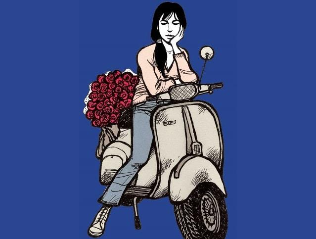 Ottanta rose mezz'ora di Cristiano Cavina