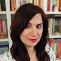La lettrice geniale - Elena Giorgi