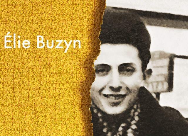Avevo 15 anni di Elie Buzyn