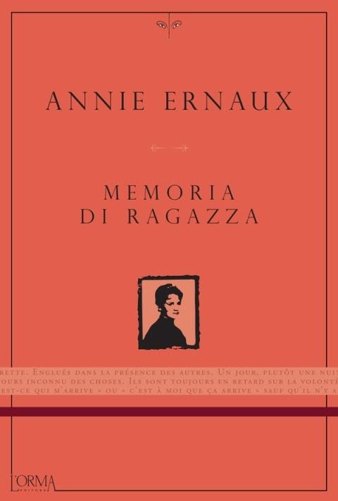 Memoria di ragazza di Annie Ernaux