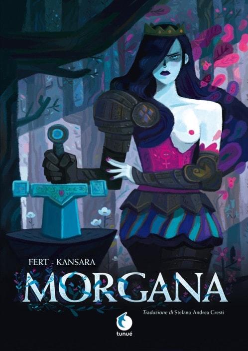 Morgana di Simon Kansara e Stéphane Fert