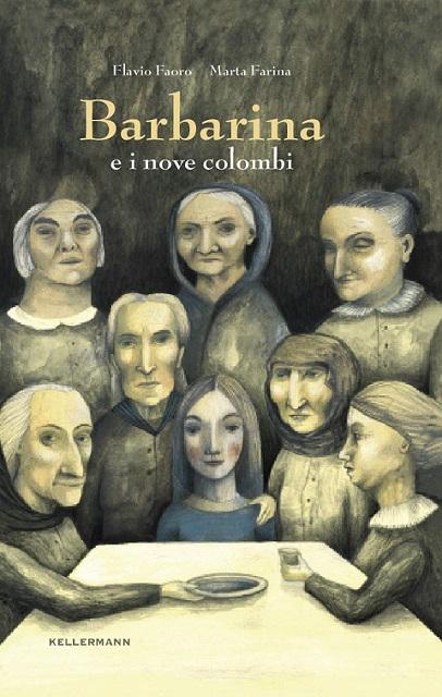 Barbarina e i nove colombi di Flavio Faoro e Marta Farina
