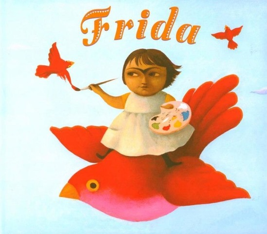 Frida di Jonah Winter e Ana Juan