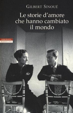 Calendario Neri Pozza | Gilbert Sinoué - Le storie d'amore che hanno cambiato il mondo