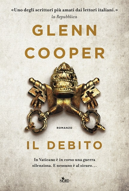 Il debito di Glenn Cooper