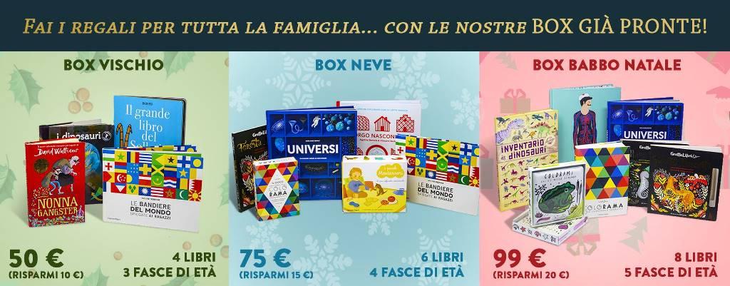 box natalizie Ippocampo