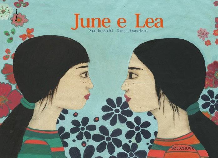 June e Lea di Sandra Desmazières e Sandrine Bonini