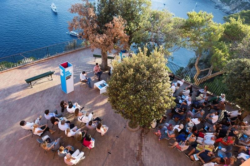 Piazzetta Tragara di Capri