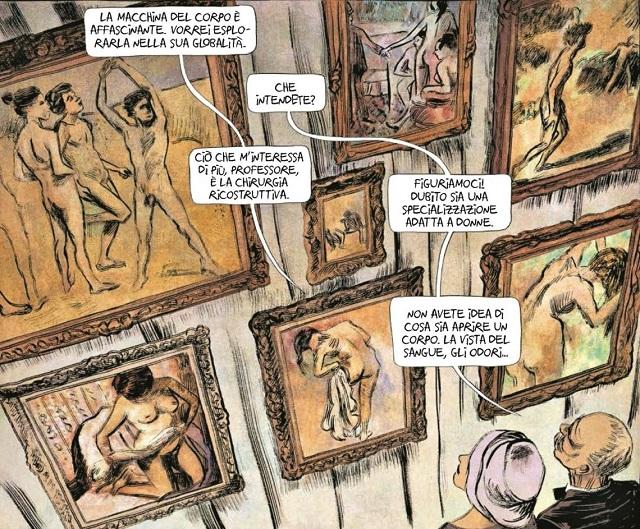 A mani nude di Leila Slimani e Clément Oubrerie