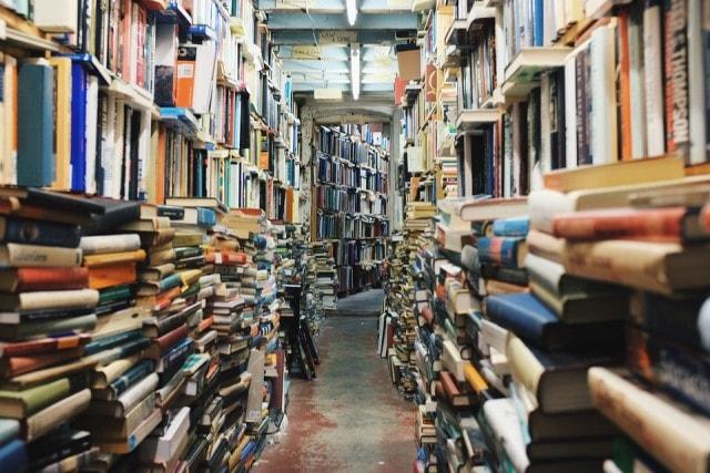 dove comprare libri usati a Milano