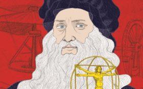 Io, Leonardo da Vinci di Massimo Polidoro
