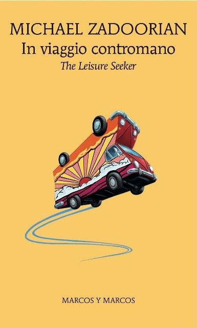 The Leisure Seeker di Michael Zadoorian