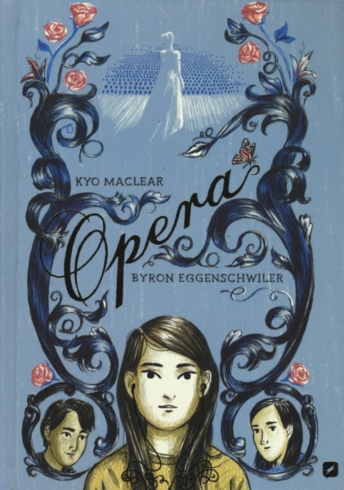 Opera di Kyo Maclear e Byron Eggenschwiler