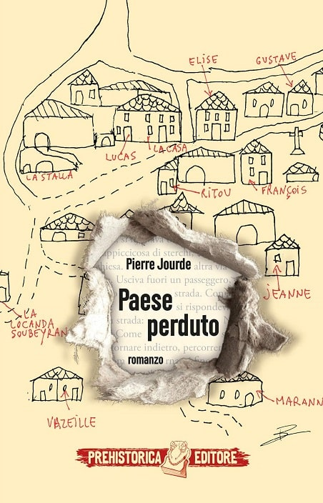 Paese perduto di Pierre Jourde