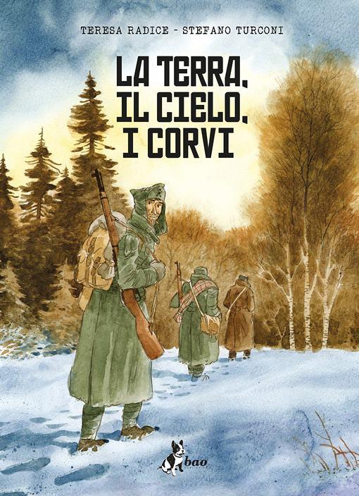 La terra, il cielo, i corvi di Teresa Radice e Stefano Turconi
