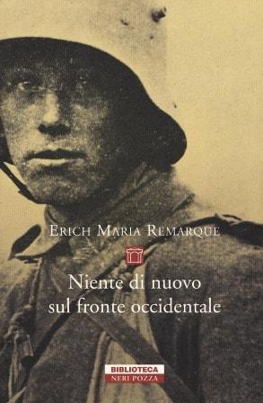 Calendario Neri Pozza | Erich Maria Remarque - Niente di nuovo sul fronte occidentale