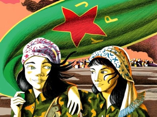 Dentro il cuore di Kobane di Vichi De Marchi